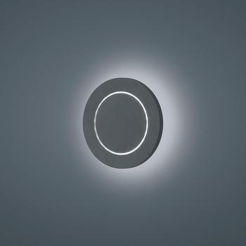 Helestra Fogo LED rund graphit (A18603.93)