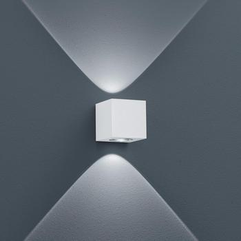 Helestra Peka LED weiß matt (A28807.07)