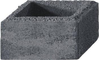Diephaus Pfeilerstein iBrixx System 37,5 x 37,5 x 20 cm quarzit