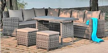 Garden Pleasure Oviedo Lounge-Eckgruppe (970229)