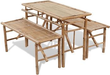 vidaxl-picknicktisch-biertisch-2-sitzbaenken-bambus-klappbar-41502