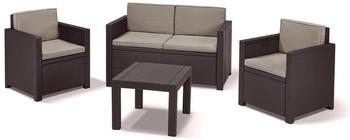 allibert-victoria-lounge-set-braun
