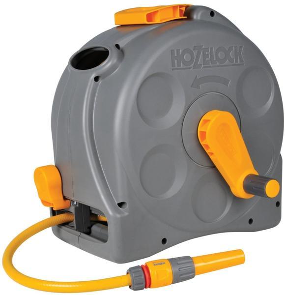 Hozelock Compact Reel 2-in-1 Schlauchbox (2415)