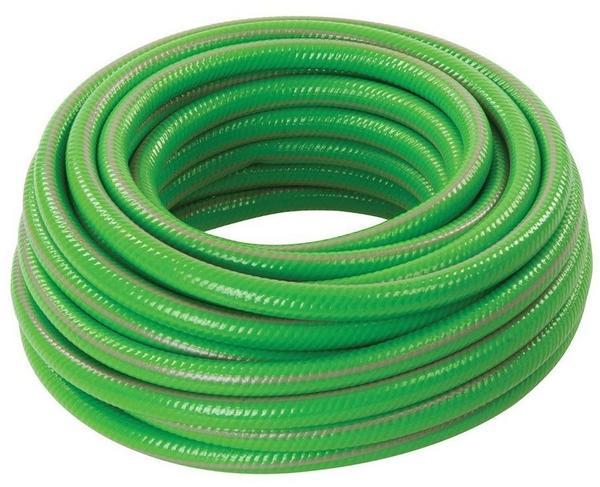 Silverline PVC-Schlauch mit Gewebeeinlage 1/2