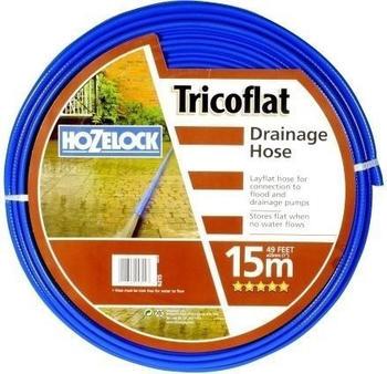 Hozelock Tricoflat-Schlauch 40 mm - 15 m (6215)