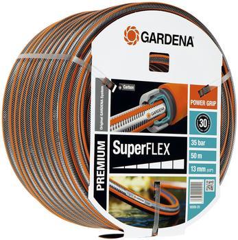 """Gardena PVC-Schlauch Premium SuperFlex 1/2"""" - 50 m (18099-20)"""