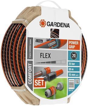 """Gardena PVC-Schlauch Comfort Flex Set 5/8"""" - 20 m (18044)"""