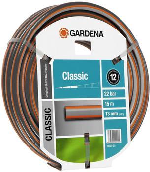 """Gardena Classic Schlauch 1/2"""",15m (18000-20)"""