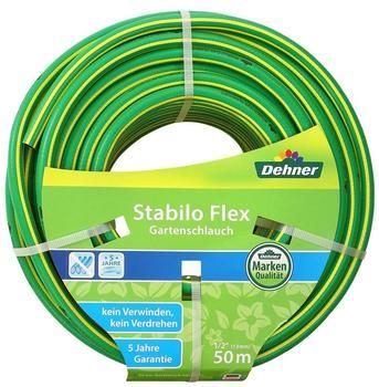 Dehner Stabilo Flex Wasserschlauch 1/2'', 50m