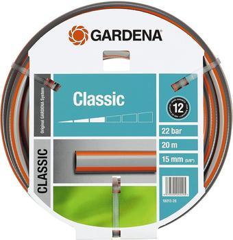 "Gardena PVC-Schlauch Classic 5/8"" - 20 m (18013-26)"