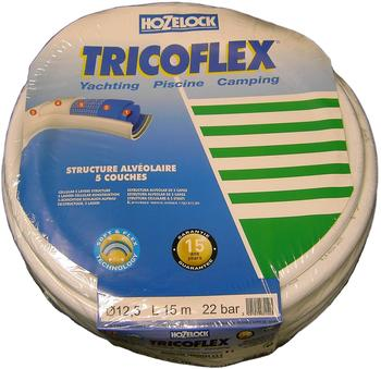 Hozelock Tricoflex Yachting PVC Schlauch Rolle 1/2´´ - 15 m
