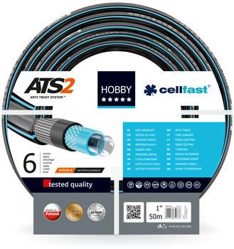 """Cellfast Hobby ATS2 Gartenschlauch 1"""" - 50 m"""