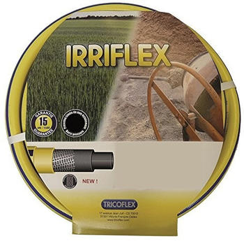 """Tricoflex Wasserschlauch Irriflex PVC gelb 1/2"""" x 25m - (110050"""""""
