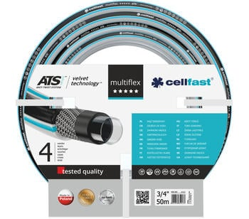 "Cellfast Multiflex ATSV 3/4"" - 50m (13-221)"