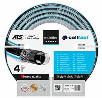 "Cellfast Multiflex ATSV 3/4"" - 25m (13-220)"