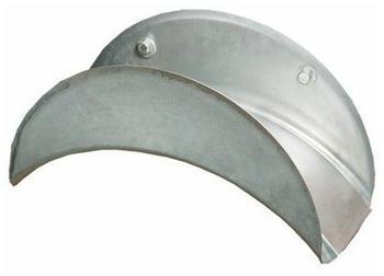 Haas Wandschlauchhalter Stahl, verzinkt - 2606