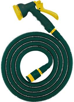 Steuber flexibler Gartenschlauch grün (12 - 24,8m)