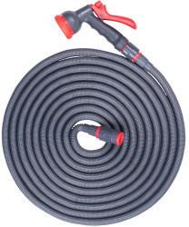 Steuber flexibler Wasserschlauch grau (12 - 24,8 m)
