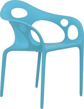 Moroso Supernatural small armchair 00SU0061 türkis