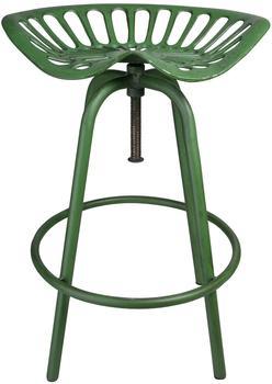 Esschert Traktorstuhl MF grün (IH023)
