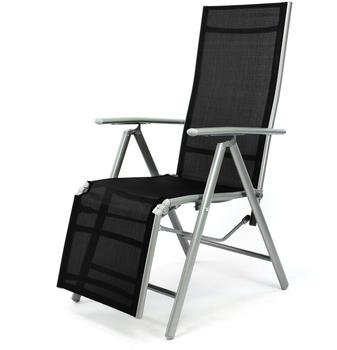 Nexos Stuhl mit Fußstütze ( ZGC34464)