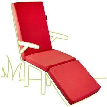 Outbag Topper Modell Relax in vielen Farben erhältlich! Plus Red