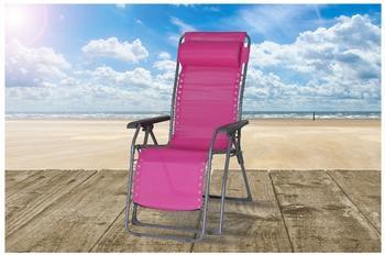 Lesli Living Relaxstuhl rosa (42493)