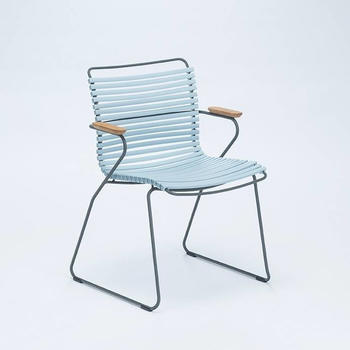 Houe Click Dining Chair dustyblue (10801-8018)