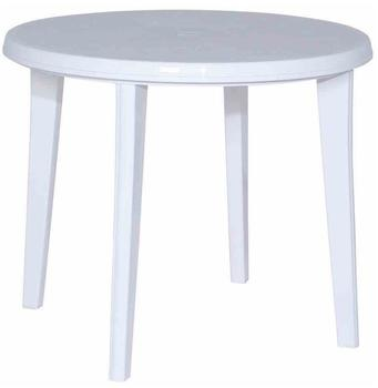 JARDIN Lisa Ø 90 x 73 cm weiß