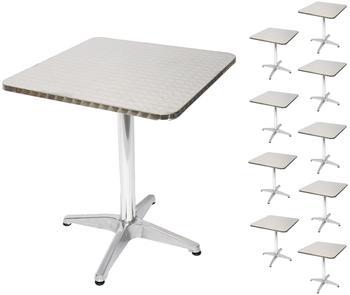 heute-wohnen-10x-alu-bistrotisch-m28-tisch-set-gartentisch-rechteckig-60cm