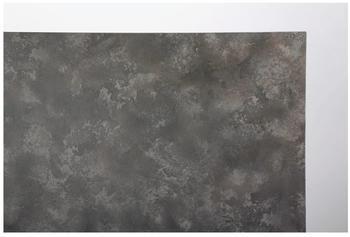 Best Padua Ausziehtisch Glasplatte mit Metall-Effekt 160/240x90x76cm