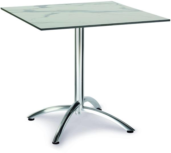 BEST Firenze Tisch quadratisch, Marmor