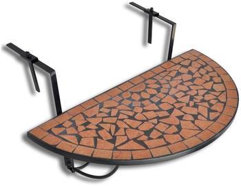 VidaXL Hängetisch Balkonhängetisch Mosaik A (41123)