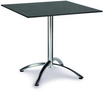Best Firenze Tisch quadratisch 80x80cm