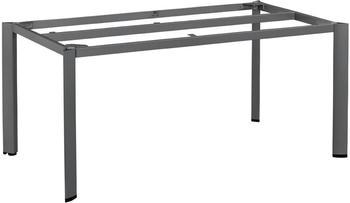 kettler-edge-tischgestell-160x95cm-anthrazit