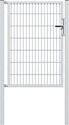 GAH-Alberts Doppelstab-Gartentor BxH: 100 x 160 cm anthrazit