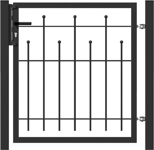 GAH-Alberts Madrid Einzeltor BxH: 96,6 x 100 cm