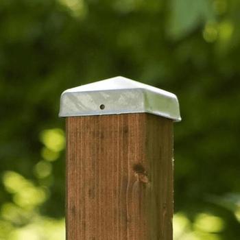 Noor Abdeckkappe für Zaunpfosten 70 x 70 mm