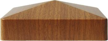 GroJa Pfostenkappe 8,7 x 8,7 cm