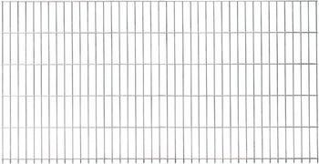 GAH-Alberts Doppelstabmatte 200 x 120 cm feuerverzinkt