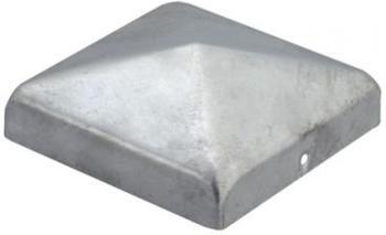 GAH-Alberts Pfostenkappe für Holzpfosten 120 x 120 mm