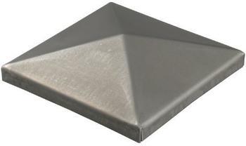 GAH-Alberts Pfostenkappe für Metallpfosten, zum Anschweißen 100 x 100 mm