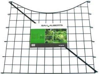 GAH-Alberts Steckzaun Bogen unten 77,3 x 66,5cm