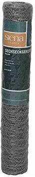 Rewwer-Tec Sechseckgeflecht 10m x 75cm verzinkt (MW 25mm)