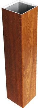 GroJa Pfosten WPC 12,05 x 165 cm