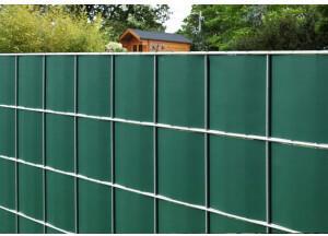 Floraworld Sichtschutzstreifen 19 cm x 20,5 m grün