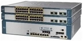 Cisco Systems UC520-24U-4BRI-K9