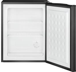 Bomann GB 7236 Gefrierschrank, 47cm breit, 42l, stufenlose Temperaturregelung, schwarz