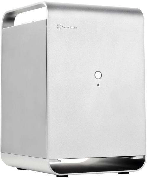 SilverStone CS01-HS silber