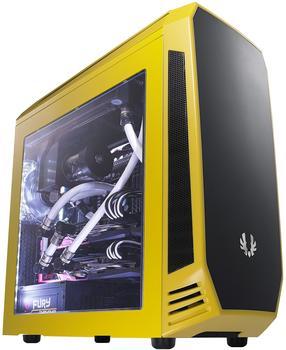 BitFenix Aegis schwarz/gelb